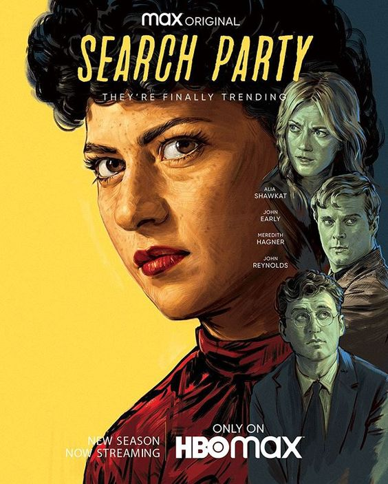 Search Party Season 3